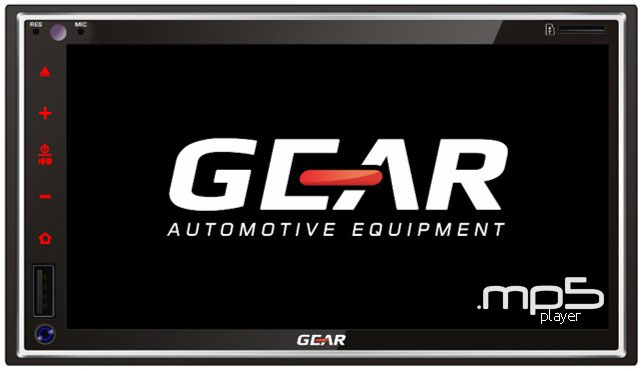 GEAR GR-AV50BT - MP5