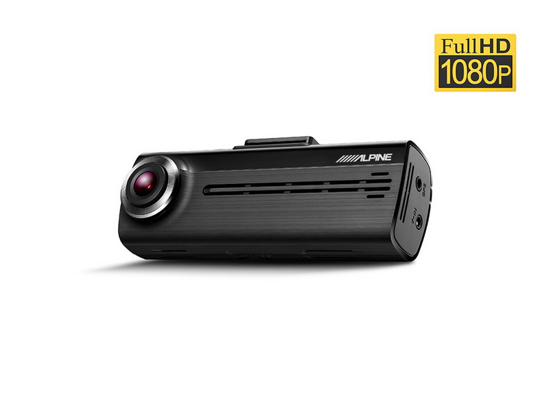 Alpine DVR-F200 Alpine Advanced WiFi Dash Cam