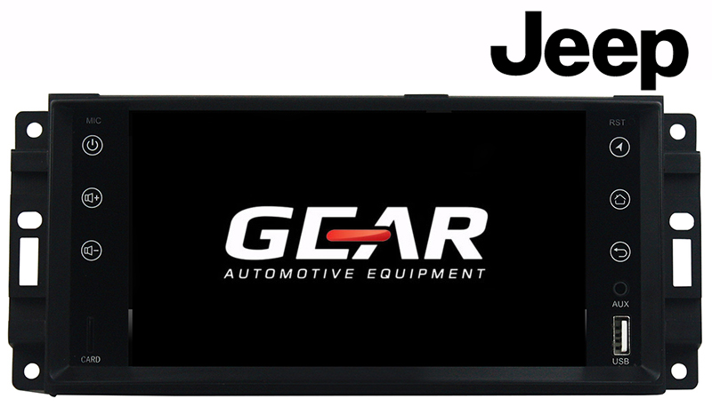Gear JE02 Jeep GRAND CHEROKEE / WRANGLER (2007)